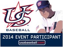 USA Baseball Participant